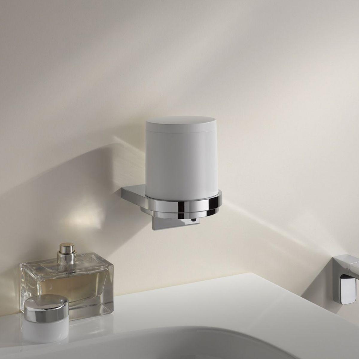 Keuco Moll Liquid Soap Dispenser  UK Bathrooms
