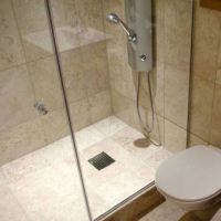 Wet Room Flooring Including Shower Drains, Wall Panels ...