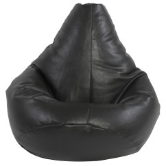 Best Bean Bag Chairs For Gaming Elevator Homes Adult Highback Faux Leather Beanbag
