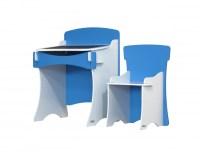 Kidsaw Blush Fun Desk and Chair