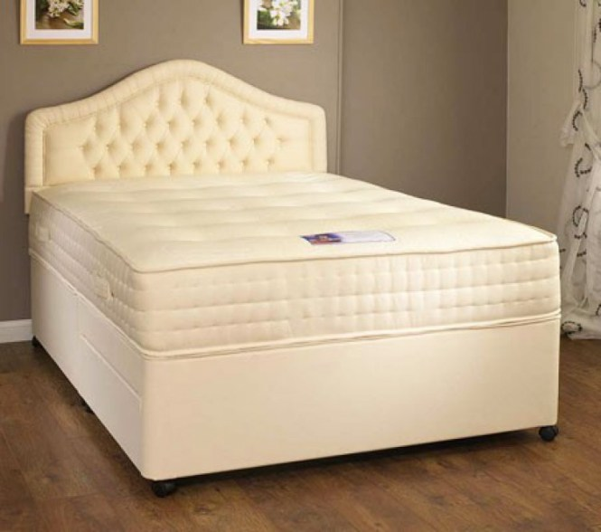 Kozeesleep Rembrandt 4ft 6 Double 1000 Pocket Spring Mattress By Uk Bed