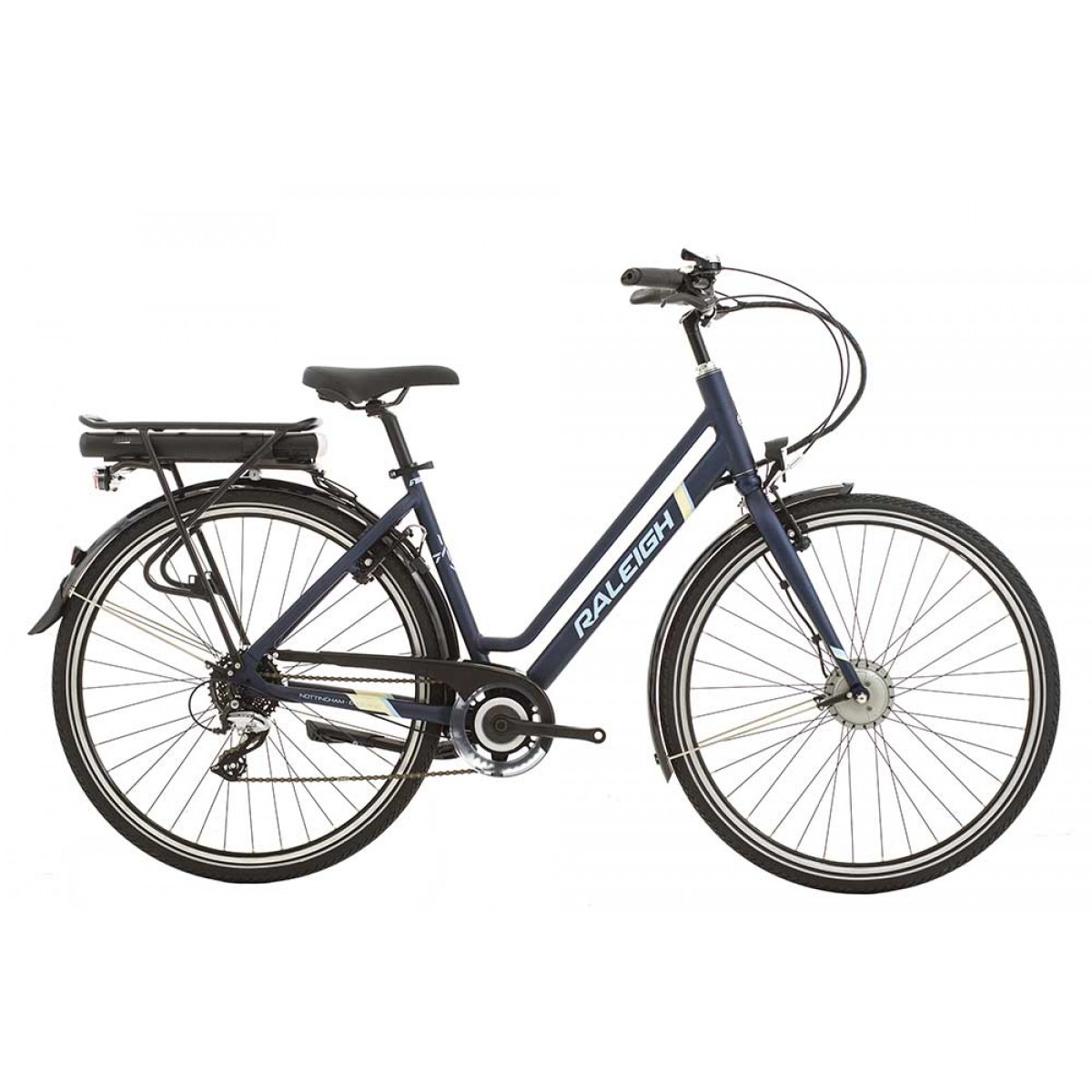 Raleigh Array Low Step Electric Bike