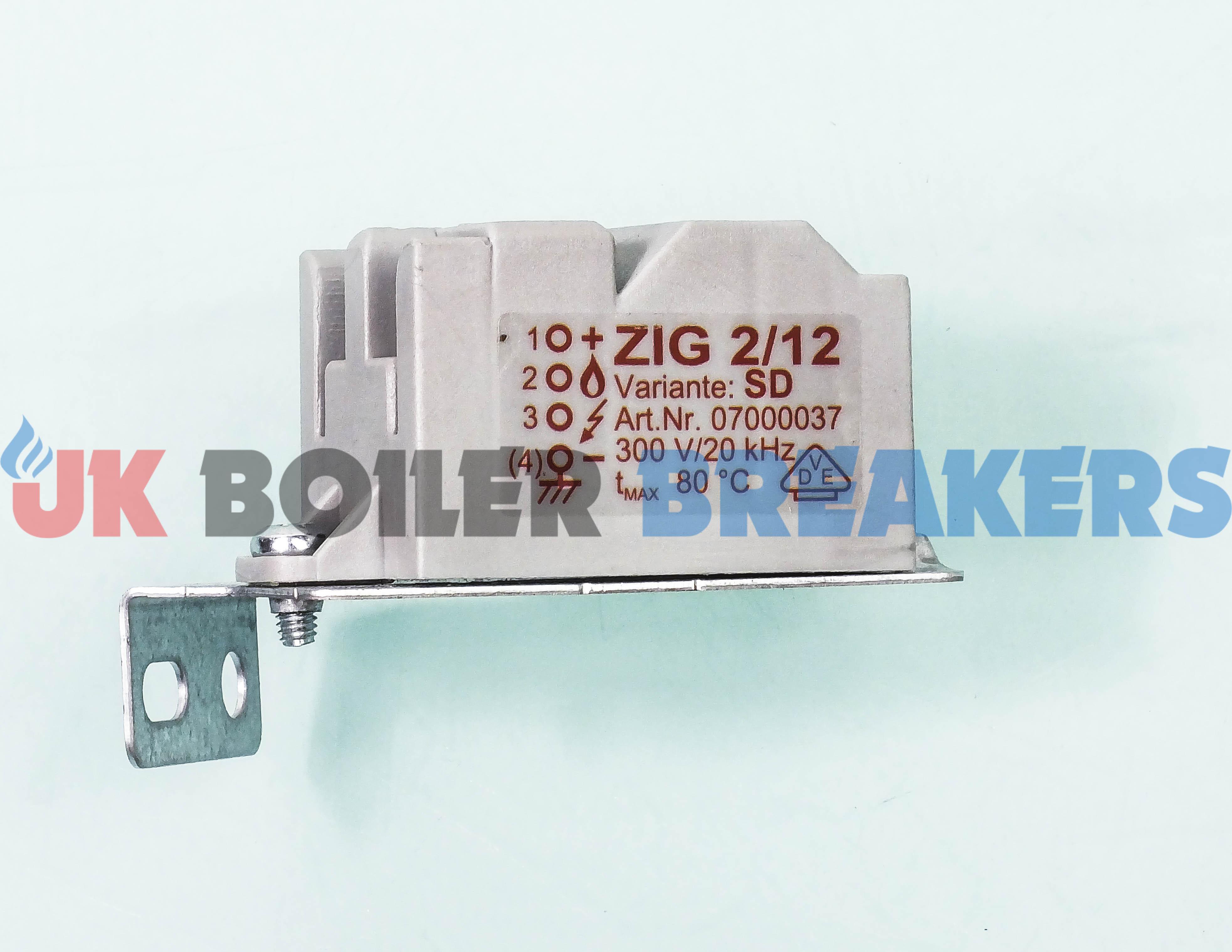 GlowWorm Zigzag Ignition Transformer A000035144 GC47-019-10 - UK ...