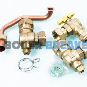 Vokera-10020897-Gas-Cock-and-Pipe-Kit