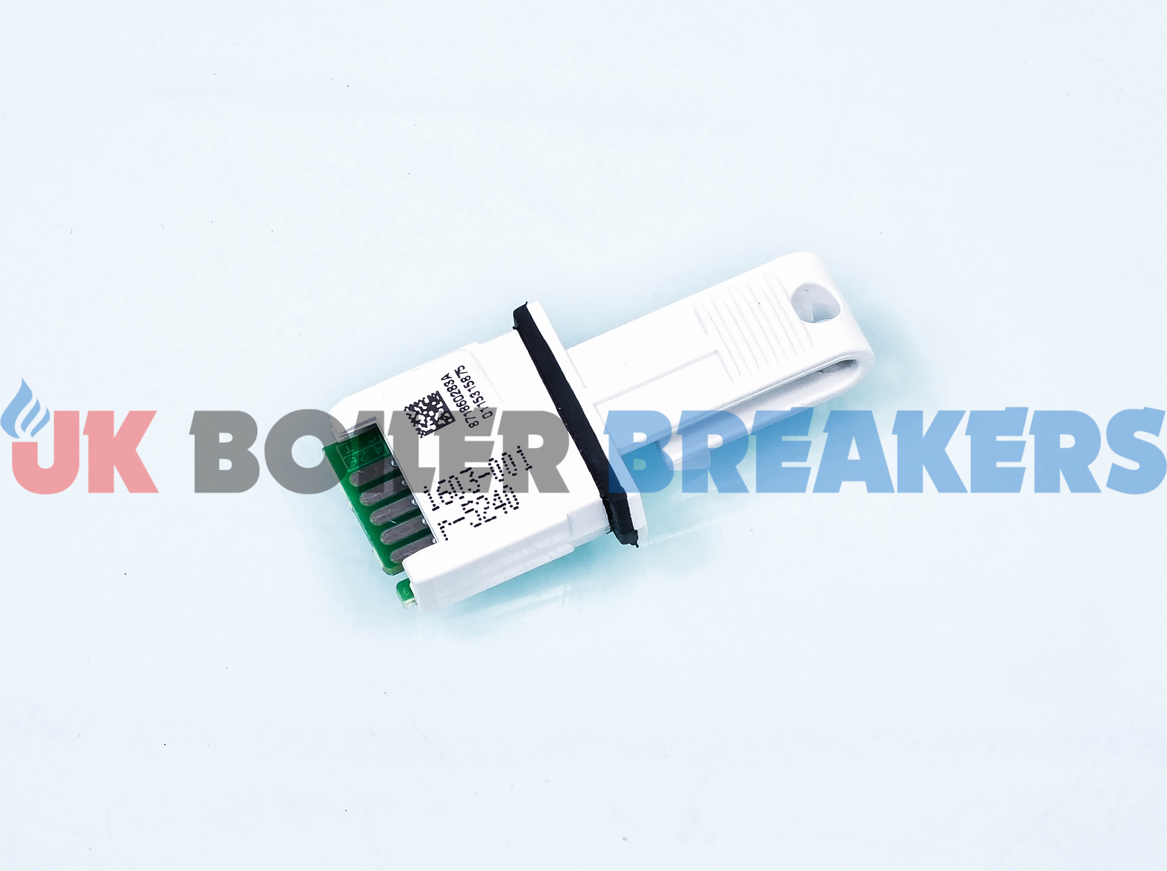 Worcester PCB Only With Code Plug LPG 87186820100 GC-41-406-55