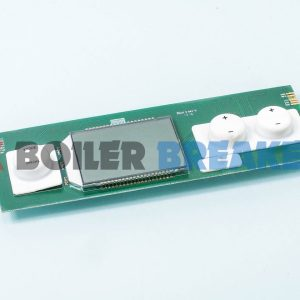 GlowWorm Display PCB 0020038061 GC- 47-019-01