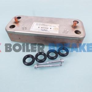 ideal 175418 heat exchanger dhw