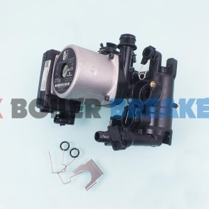 worcester 8716117628 pump with housing
