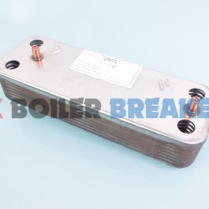 baxi 720776401 heat exchanger dhw no seals