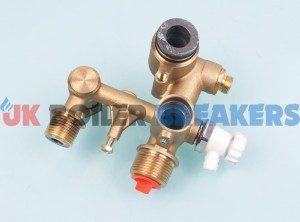 baxi 248488 hydraulic inlet assy 1