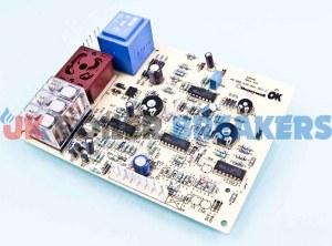 baxi 245131 printed circuit board control kit honeywell 1