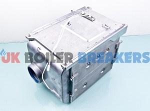 baxi 242497 heat exchanger complete 1