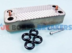 alpha 3.022783 14 plate heat exchanger dhw 1