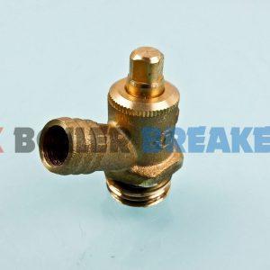 """heatrae sadia 1/2"""" drain valve 1"""