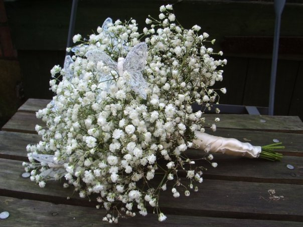 Wedding Forum Gypsophila Bouquet Page 1 Of 1 UKbride