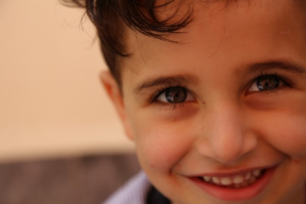 A child sponsored by UK Care for Children