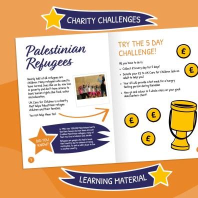 UKC4C - Ramadan Kid's Magazine and Activity Pack