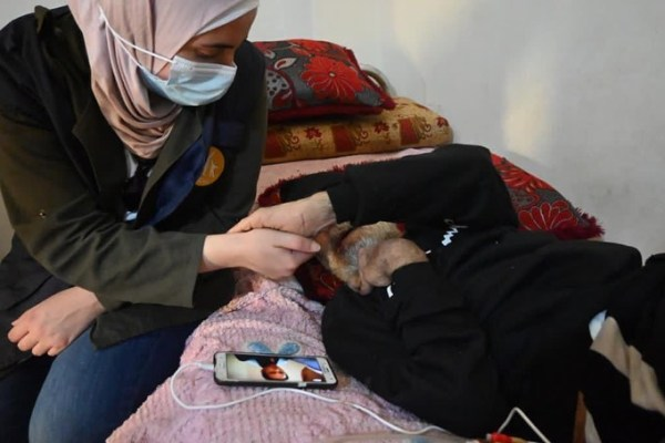 elderly disabled beneficiary lebanon