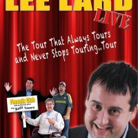 The Lee Lard tribute to Peter Kay show