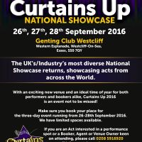 Curtains Up Showcase 2016