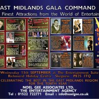 East Midlands gala command show