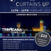 Curtains up showcase 2019