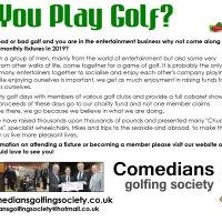 Do you play golf