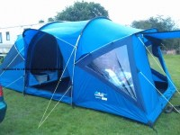 Lichfield Sandwood 4+2 Tent Reviews and Details