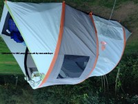 Kelty Mach 4 Airpitch Tent Reviews and Details
