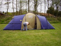 Lichfield Tents Instructions & Lichfield Catalan 4800 Tent