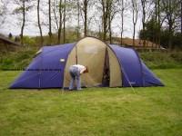 Lichfield Tents Instructions & Lichfield Catalan 4800 Tent
