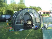 Rage Alta 4 DX Tent Reviews and Details