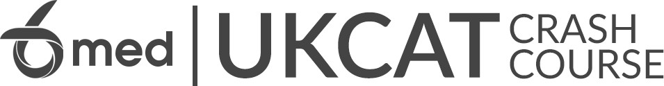 6med UKCAT Crash Course logo