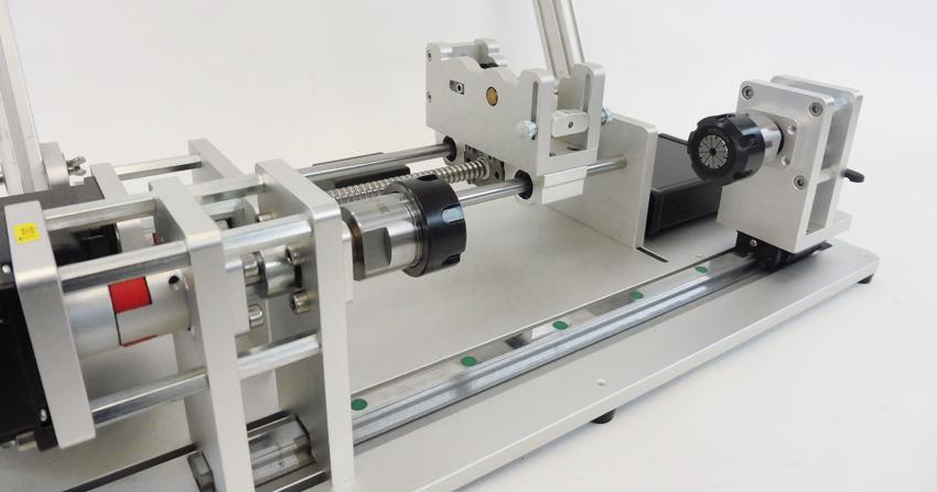 200mm CNC Coil Winding Machine | CNC Design Limited