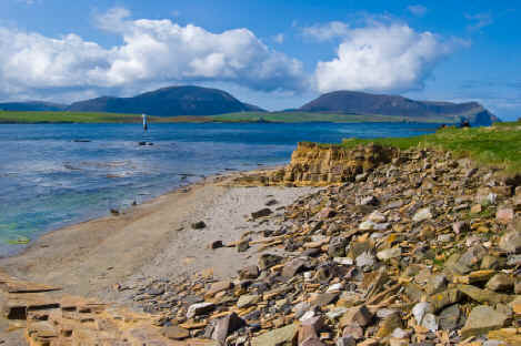 Image result for orkney island beaches