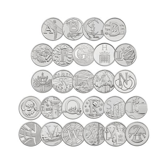 great british coin hunt