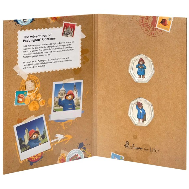 2019 Paddington Collector Album