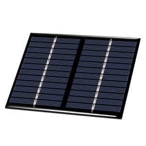 1.5W 12V Polycrystalline Silicon Solar Panel Solar Cell for DIY Power Charger 115*90mm
