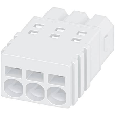 Phoenix Contact Socket enclosure - cable PTSM Total number of pins 8 Contact spacing: 2.50 mm 1704861 1 pc(s)