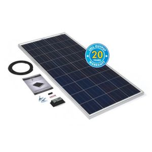 Solar Technology International PV Logic 150Wp Solar Panel Kit & 10Ah Charge Controller