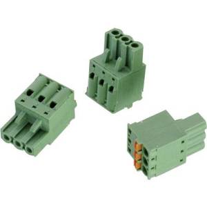 Wuerth Elektronik Socket enclosure - cable 353 Total number of pins 2 Contact spacing: 5.08 mm 691353500002 1 pc(s)