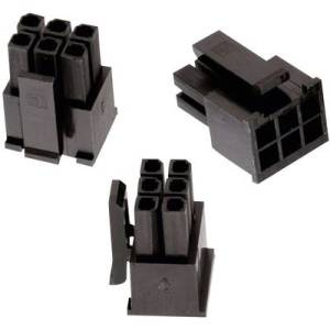 Wuerth Elektronik Socket enclosure - cable WR-MPC3 Total number of pins 24 Contact spacing: 3 mm 662024113322 1 pc(s)