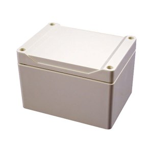 Hammond 1555G2GY Watertight PC Enclosure Styled Lid 120 x 90 x 80 Grey