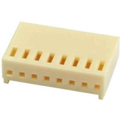econ connect Socket enclosure - PCB Total number of pins 6 Contact spacing: 2.54 mm CV6 1 pc(s) Bulk
