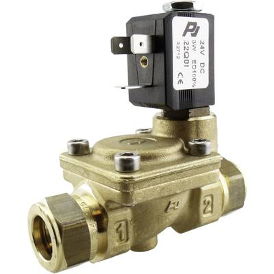Pro Valve B205DEZ77 2/2-way Directly actuated pneumatic valve G 1/2 Sealant EPDM OFF/NC