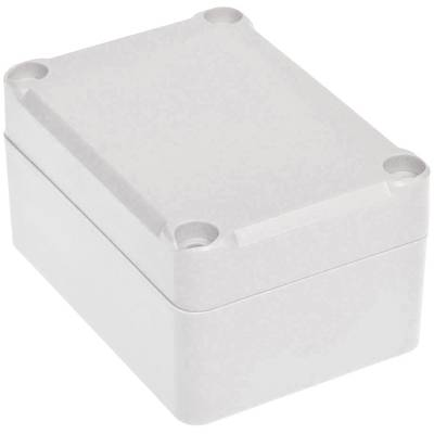 TRU COMPONENTS 4U63070504019 Universal enclosure 70 x 50 x 37 Grey 1 pc(s)