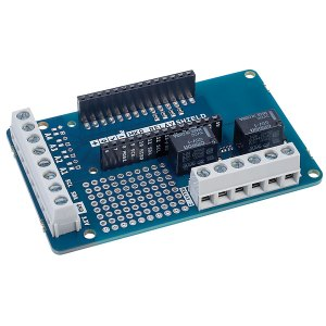 Arduino TSX00003 Relay Shield with Prototyping Space for MKR Style...