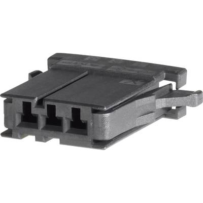 TE Connectivity Socket enclosure - cable DYNAMIC 3000 Series Total number of pins 3 Contact spacing: 3.81 mm 2-178288-3 1 pc(s)
