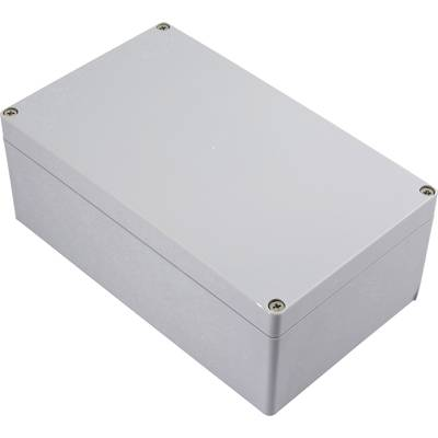 TRU COMPONENTS 92022c00216 Universal enclosure 100 x 68 x 50 Acrylonitrile butadiene styrene Light grey 1 pc(s)
