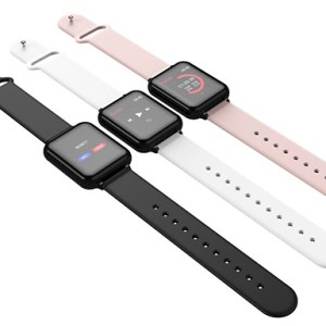 Bluetooth Smart Watch with Health Monitor - 3 Colours
